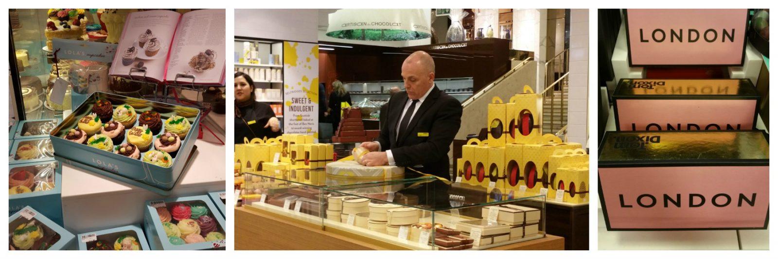 Easter eggs, chocolate, Easter in London, Selfridges, Cadbury
