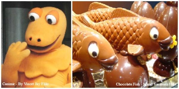 Easter eggs, chocolate, Easter in London, Marmite, Cadbury, Easter Paris