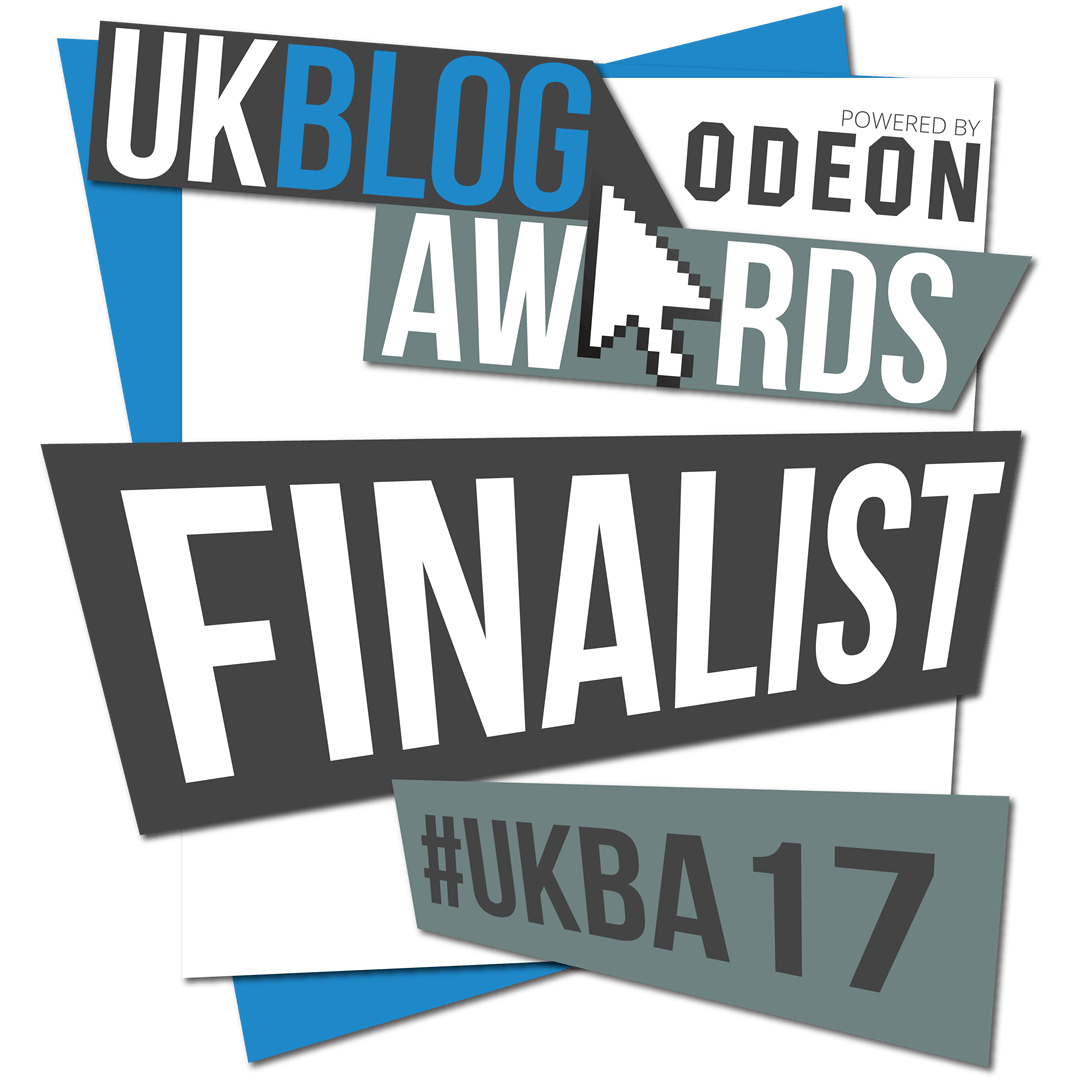London blog, UK Blog Awards