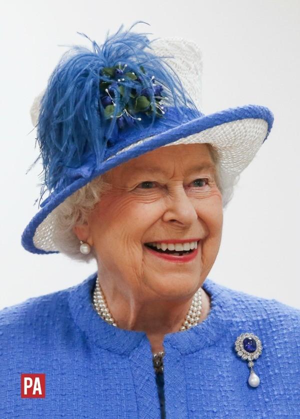 Queen Elizabeth, Royal Family, Queen is 90