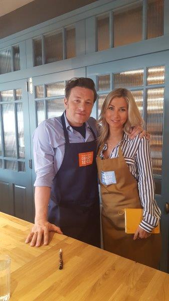 Jamie Oliver, Cookery School, Clarissa Lenherr