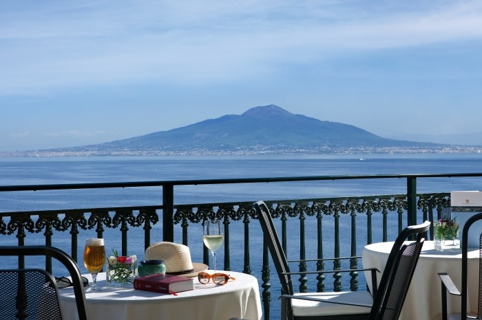 The Imperial Hotel Tramontano in Sorrento