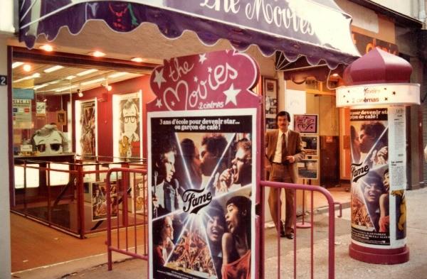 Movies les Halles