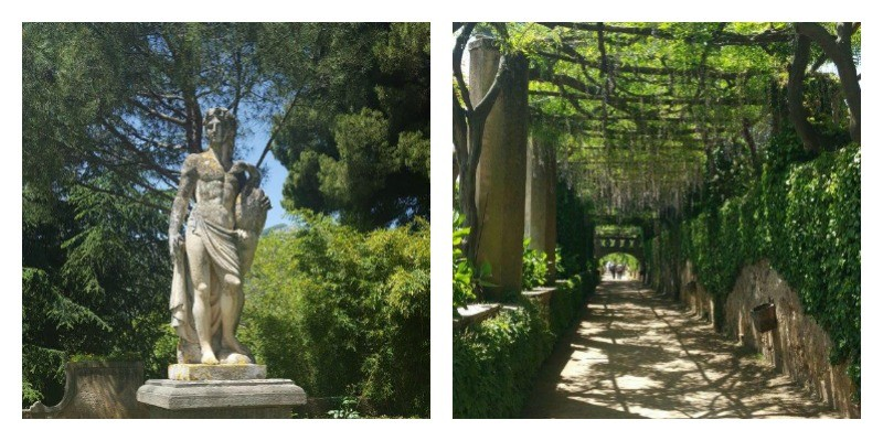 Ravello, Italy, Amalfi Coast, Gore Vidal, Villa Cimbrione