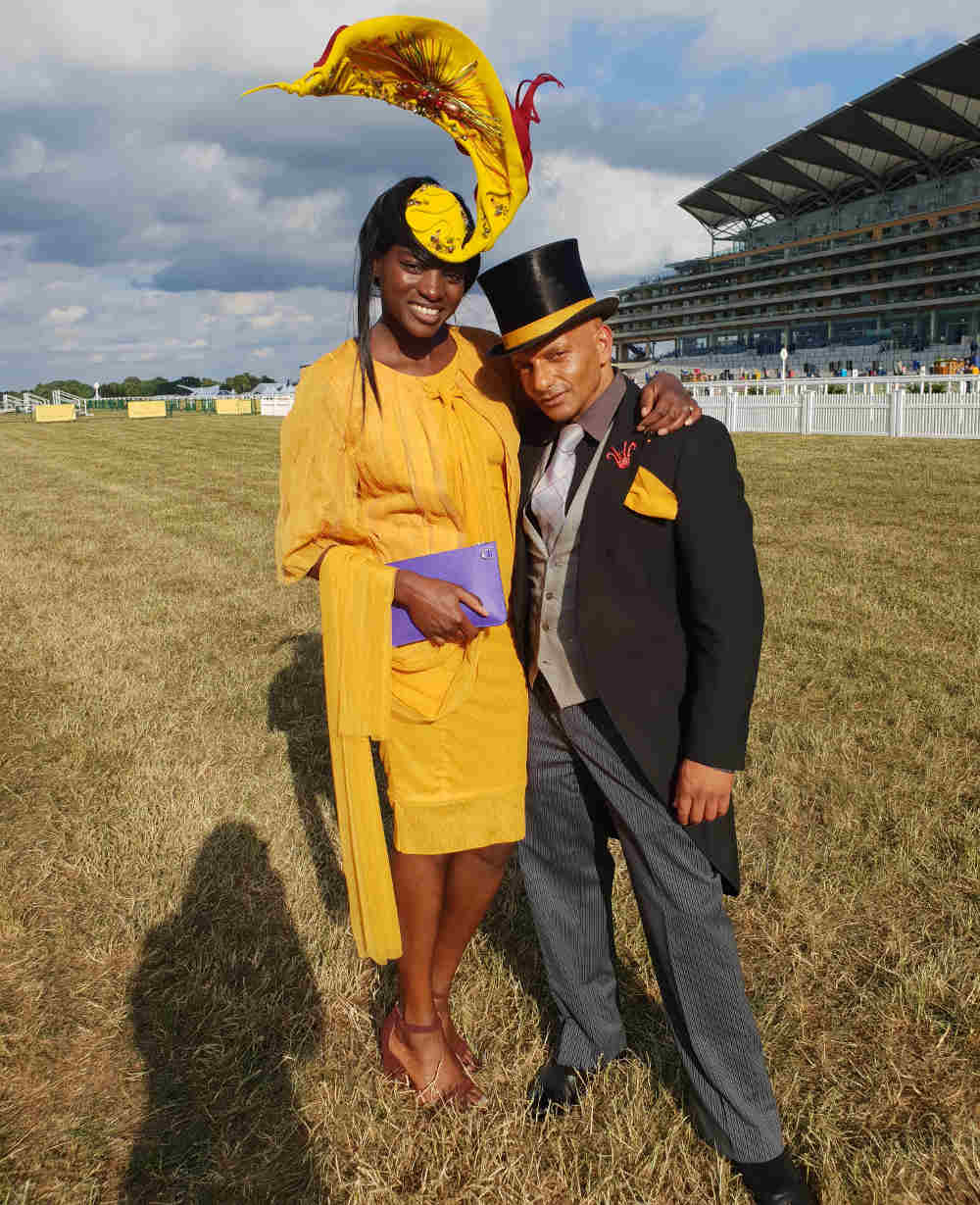 what to wear at Royal Ascot