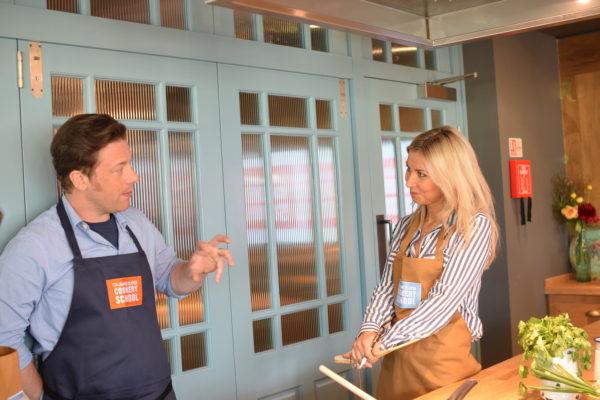 Jamie Oliver, Cookery School, Westfield