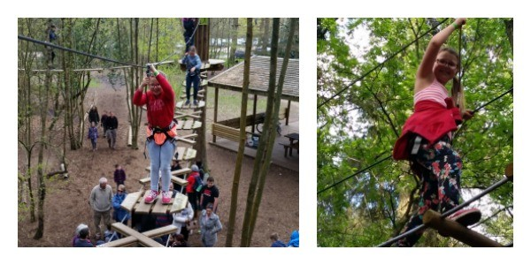 Go Ape, London, Kids, Outdoor