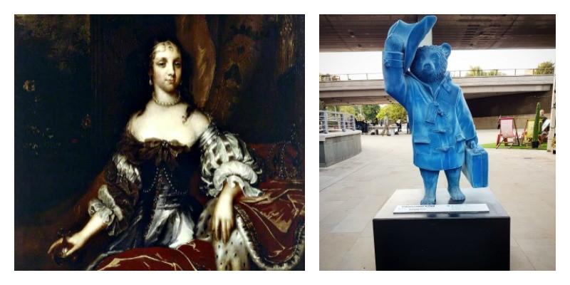 Catherine Braganza, Paddington, Charles II, marmelade, afternoon tea, Algarve
