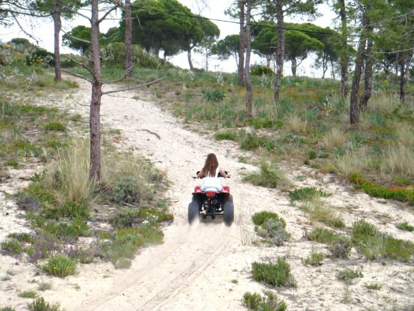 Kids Algarve, Quads, Ria Formosa