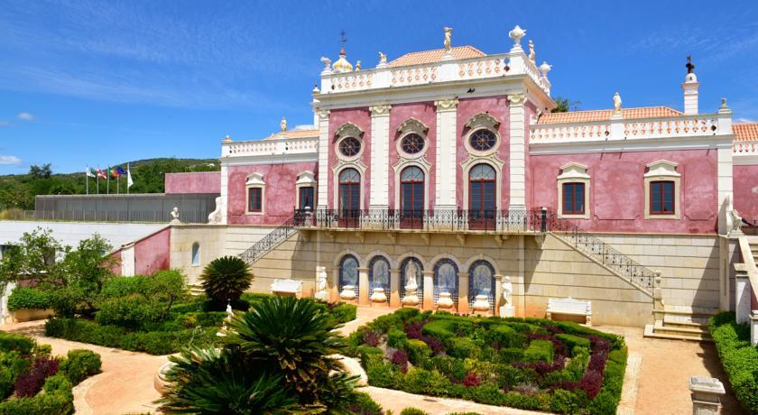 Pousada, Palacio Estoi, Faro, Small Luxury Hotels, Rococo