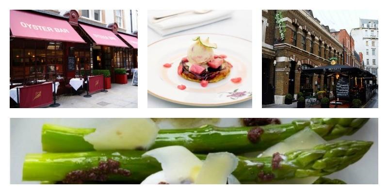 London, Restaurants, British, Food