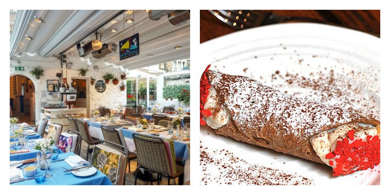 Italian, London, Food, Dining Out