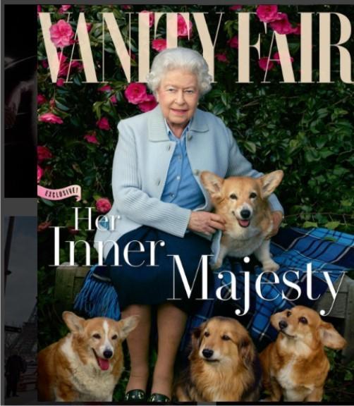 The Queen, Being British, British Dogs