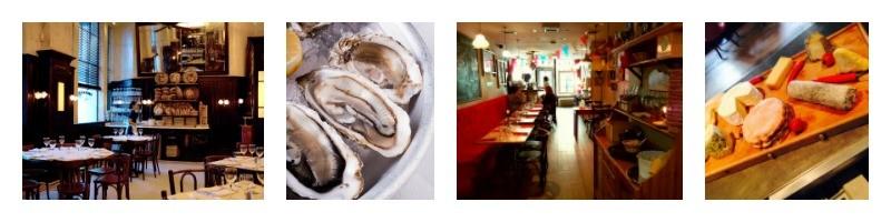 Bistros, London, French, Restaurants