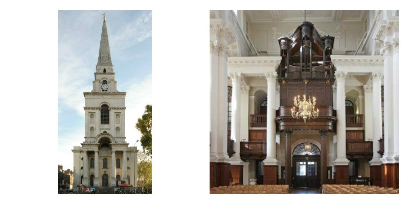 Jack the Ripper, Victorian London, Christchurch, Spitafields