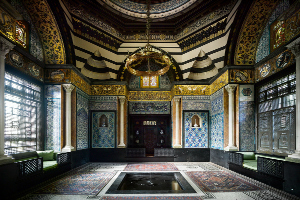London house museum, Leighton House, London exhibitions