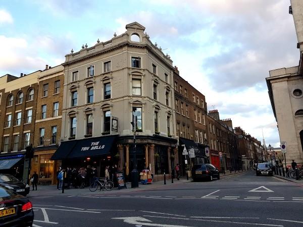 Halloween, London, Jack the Ripper, Victorian London, Ten Bells Pub