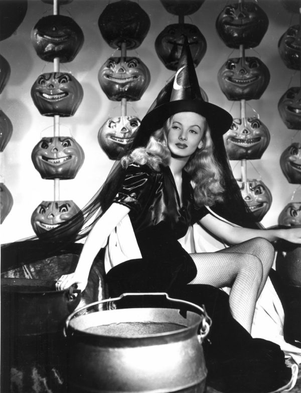 Halloween, London, Veronica Lake