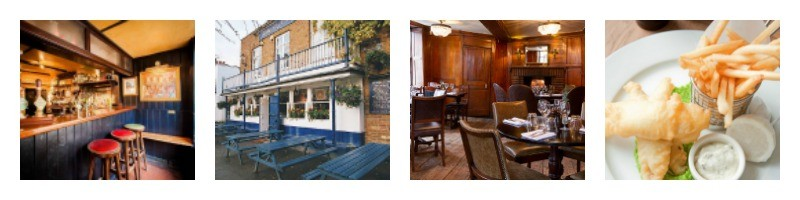 London, Restaurants, Pubs