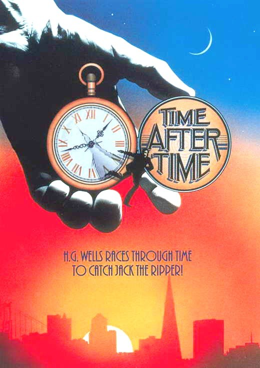Halloween, London, Jack the Ripper, Time after Time, HG Wells