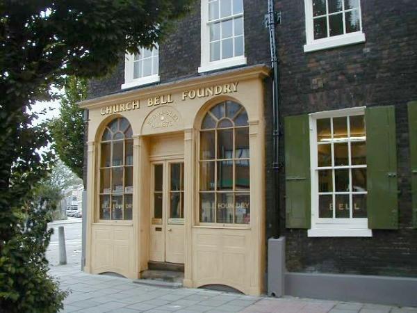Jack the Ripper, Victorian London, Whitechapel Bell Foundary, Whitechapel