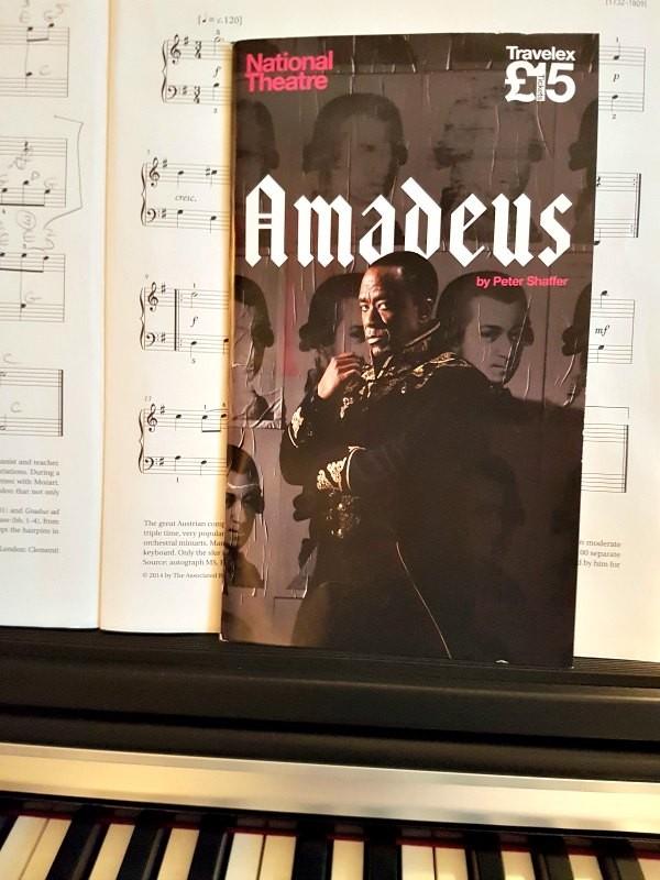 Amadeus, National Theatre, London
