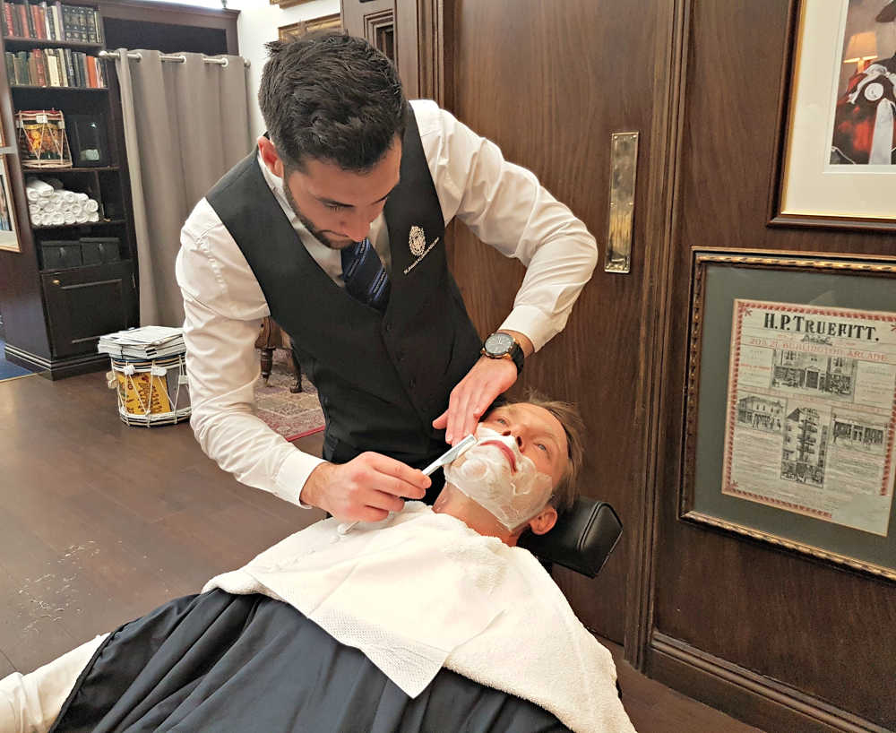 Dandy, Gentlemen, Men's Shopping, royal London, gifts for men, barber