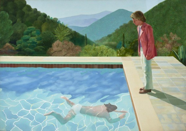 Hockney, London, 2017, Art, Museums,, Going Out London