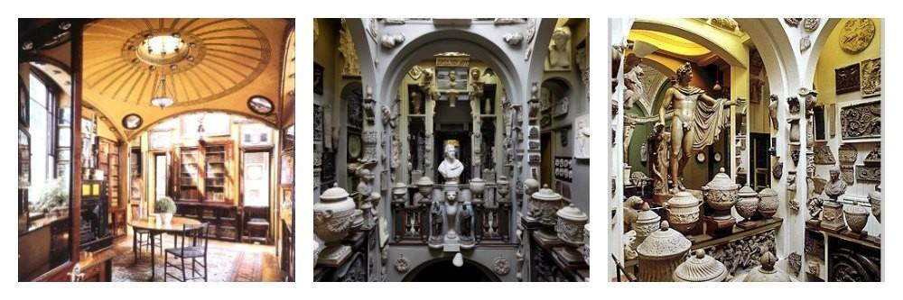 John Soane Museum, London