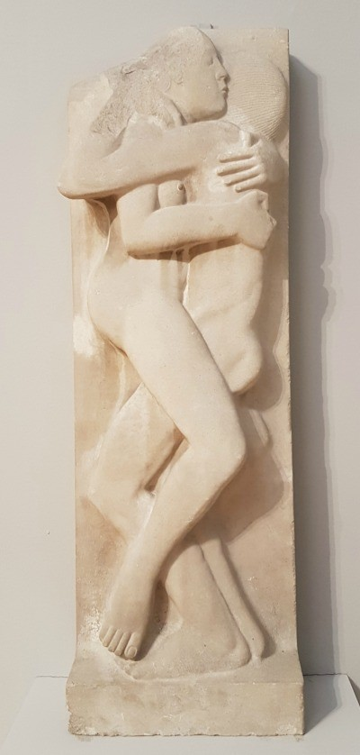 Valentine's day, erotic art London, erotic sculpture, Tate Britain