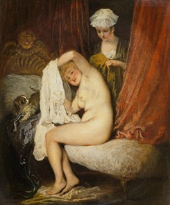 Erotic art, London, Valentine's Day, Wallace Collection