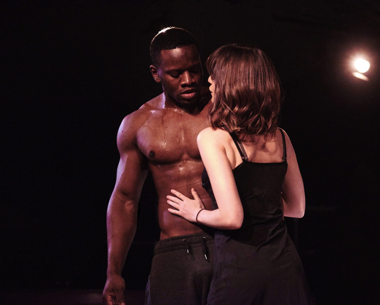 La Ronde, erotic art London, Bunker Theatre
