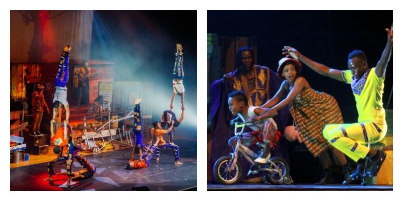 Mother Africa, Sadler's Wells, Peacock Theatre, Khayelitsha