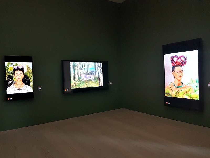 From Selfie to Self Expression, Saatchi Gallery, Chelsea, Art
