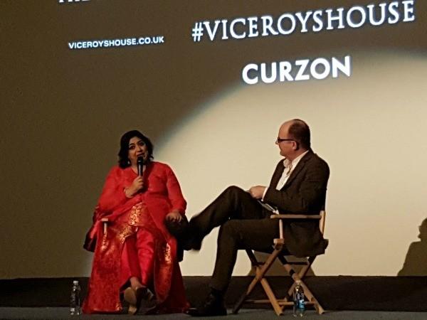 Gurinder Chadha, Film, Curzon Mayfair, India