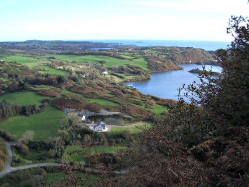 Lough Hyne, West Cork
