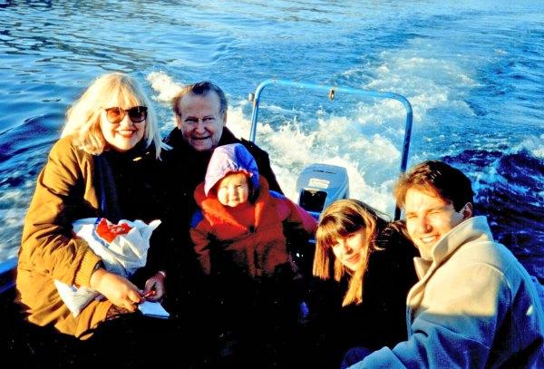 Boat trip, Castletownshend