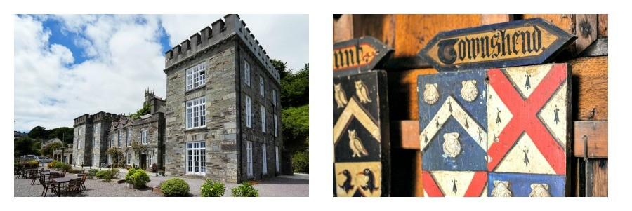 The Castle, Castletownshend, Ireland