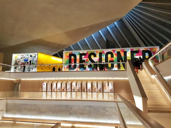 Design Museum London, Imagine Moscow