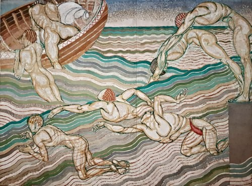 Queer Art, Tate Britain, Duncan Grant, Bathing