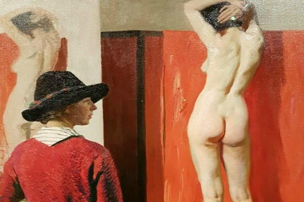 Queer British Art, Tate Britain, David Hockney, Oscar Wilde, Queer, LGBT art