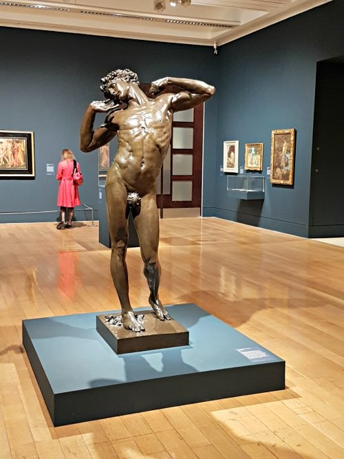 Queer Art, Tate Britain, Frederic Leighton, LGBT art, gay art