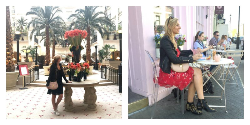 Real Ladies of London, perfect day in London, afternoon tea, London shopping, Harrods