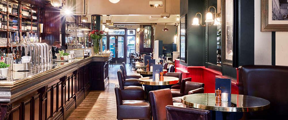 restaurants near London's opera, restaurants in Covent Garden, English National Opera, ENO, Royal Opera House, Browns