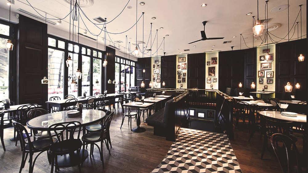 Indian restaurant near London's opera, restaurants in Covent Garden, Dishoom