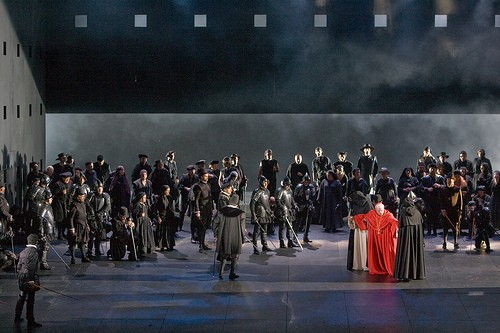 Royal Opera House, Don Carlo, May in London, opera