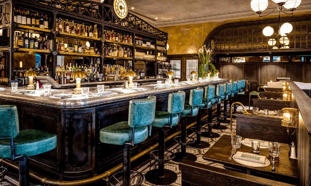 restaurants near London's opera, restaurants in Covent Garden, English National Opera, ENO, Royal Opera House, Ivy Market Grill