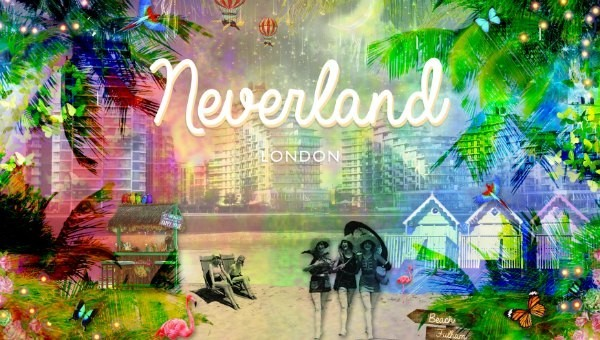 Neverland London, Fulham, Summer in London, May in London
