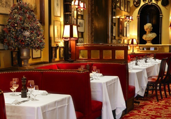 Restaurants near opera London, Rules, Covent Garden restaurants