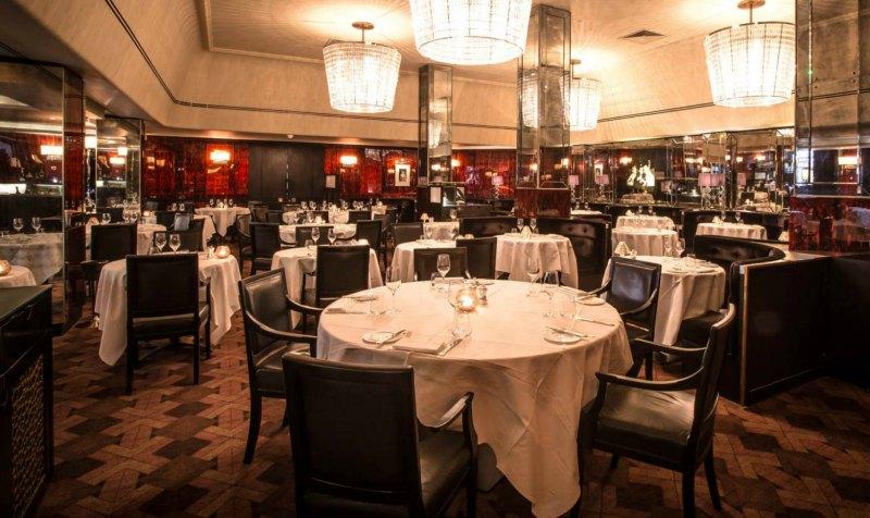Restaurants near opera London, Savoy Hotel, Gordon Ramsay